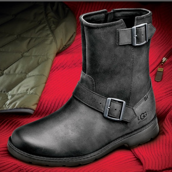 f714a21fc0d Men's UGG Messner short waterproof boot 14